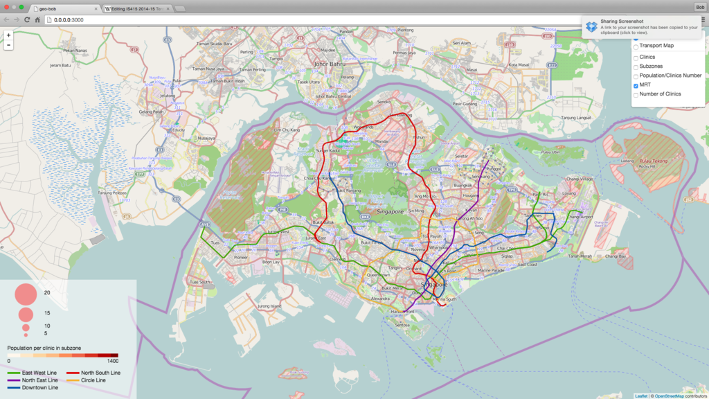Singapore Subway Map 2014.Is415 2014 15 Term2 Assign1 Cao Fangzhou Geospatial Analytics For